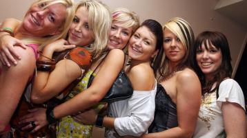 MEMORY LANE: Out & About at Sugar Nightclub (2007)