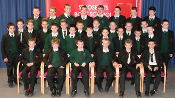 THROWBACK THURSDAY: St. Joseph's Boys' School Prizegiving (2005)