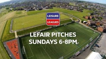 New community football league being launched at Leafair ptiches in Derry