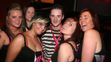 THROWBACK THURSDAY: Out & about at Downey's and Sugar Nightclub, Derry (2007)