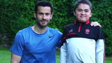 Derry doctor takes on a massive running challenge to raise money for charities close to his heart