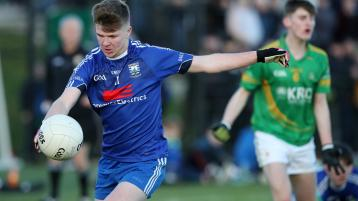 Spier the Bellaghy hero with two late points