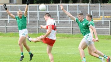 Derry see off Limerick to secure promotion to Division 2
