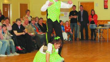 THROWBACK TUESDAY: Strictly Come Dancing in Ballerin (2010)