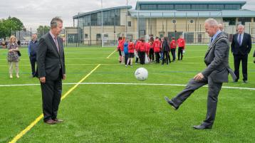 New Maghera facilities will see 'greater engagement' in sport