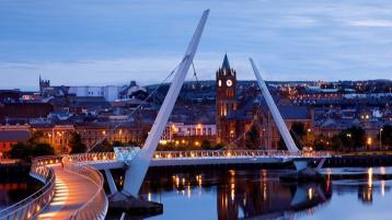 Almost 90% of County Derry's new Covid cases in Derry City