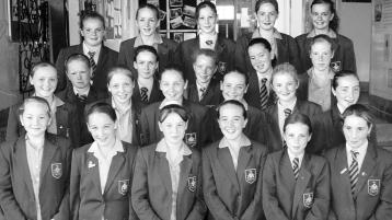 MEMORY LANE: Making the news . . . St. Mary's School Prizegiving (2001)