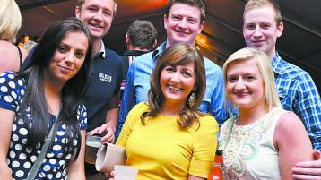 THROWBACK TUESDAY: Out and About at Frank Owens' Bar, Limavady