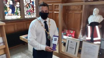 Derry's Mayor appeals for support for vital local charity