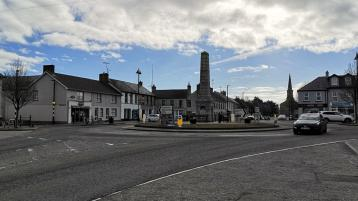 Man arrested after shots fired in County Derry town