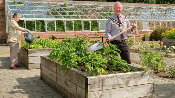 Free outdoor event to celebrate community gardens