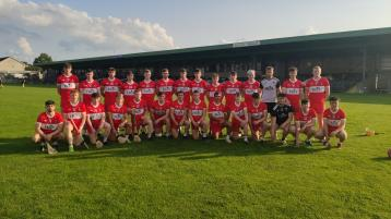 Derry U20 hurlers await outcome of appeal of midfielder's red card