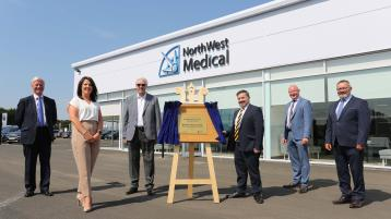 New PPE manufacturing facility in Derry