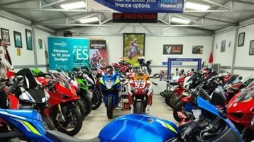 Motorbikes stolen in County Derry burglary