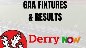 Derry U15 football championship gets under way