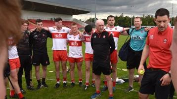 Derry hurlers' starting team for Sunday's Christy Ring Cup Final