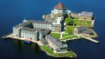 Maintaining a rhythm of devout prayer and reflection at Lough Derg