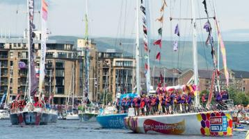 Confirmed today that the 'Clipper' festival will be coming back to Derry next year