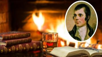 Burns Night at Derry's Central Library