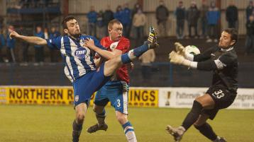 Bradley signs with Coleraine for another two seasons