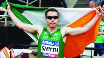 World Para-Athletics Championships: Smyth's 20th Gold