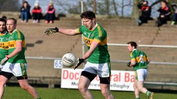 Glen looking to start new season with victory over Banagher
