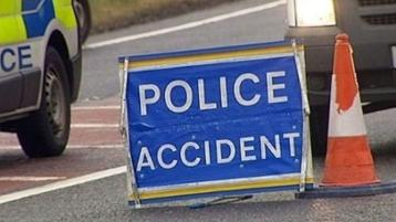 Road traffic collision on the outskirts of Derry