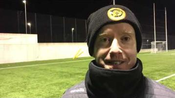 WATCH: Lavey minor manager Michael Hassan a relieved man after his side's Ulster minor win