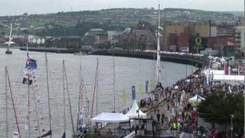 WATCH: Clipper Homecoming Festival (2012)