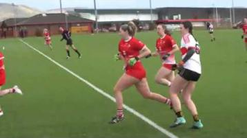 WATCH: Derry's latest senior league game versus Louth at Owenbeg