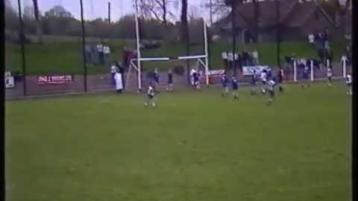 WATCH: Ballinderry take another step to retaining their All-Ireland Féile title with victory over Bellaghy