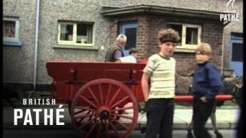WATCH: Views of the streets of Derry (1972)