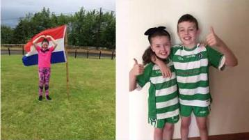 WATCH: Action from Faughanvale PS Sports Day