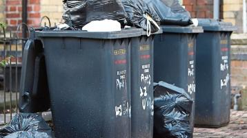 New service being offered by Derry's council to tackle the build-up of household waste