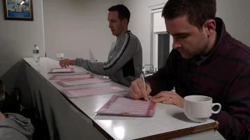 County Derry students receive Fáinní Airgid