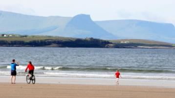 Update: Anyone thinking of visiting Donegal this weekend has been warned that there may be restrictions at beaches