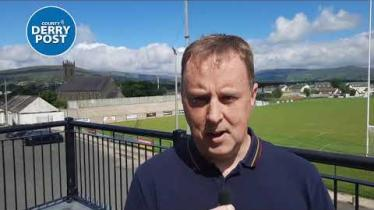 WATCH: Derry minors look ahead to Saturday's All-Ireland semi-final