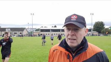 WATCH: Seamus Downey on Lavey's minor win and the concern at the GAA's change to age groups