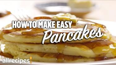 WATCH: A simple guide on how to make the perfect pancake