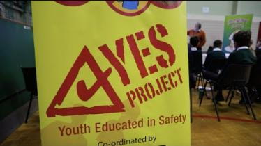 WATCH: Y.E.S. (Youth Educated Safety) project - Promoting safety and stability for the youth of Derry