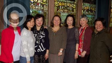 Mayor's Tea Dance in the Guildhall