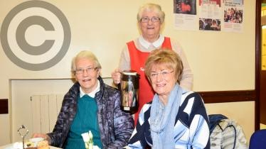 'Save the Children' charity coffee morning in Garvagh