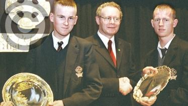 THROWBACK THURSDAY: St Peter's High School Achievement Awards (2001)