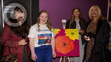 Launch of Tori McNeill's Art Exhibition