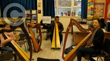 Gallery: Ballinascreen Traditional Music Group host annual bi-lingual workshops
