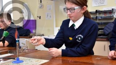 Gallery: St Patrick's College Dungiven host P7 Taster Day