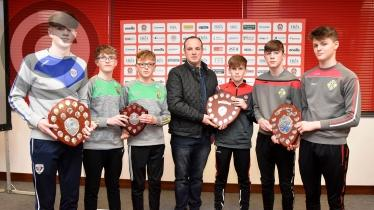Gallery: Derry GAA Underage Presentation Evening
