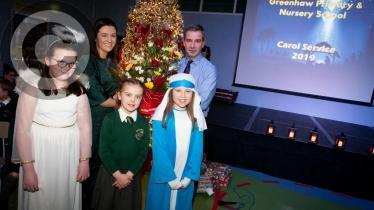 Gallery: Greenhaw Primary School Carol Service