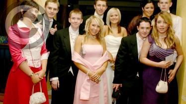 THROWBACK THURSDAY: St. Joseph's school formal (2005)