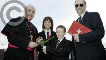 Throwback Thursday: St. Brigid's College Official Opening (2005)